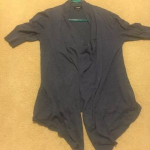 Express Womens Size Small Open Front Cardigan